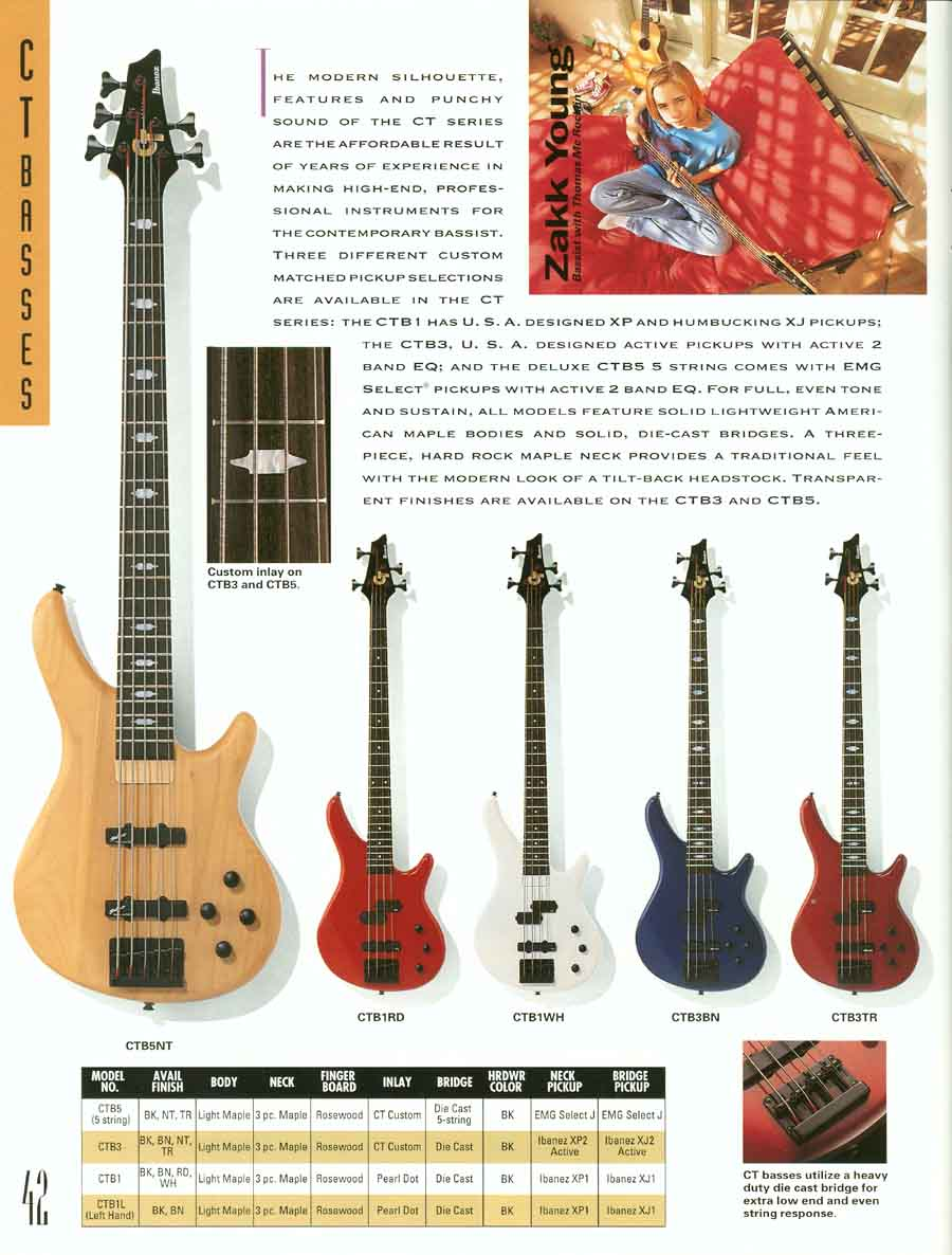 Solved Bass Question Ibanez Ctb3 The J And P Type Pickups Was Emg Hz Wiring Diagram 40 Some Questions